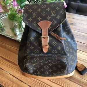 Louis Vuitton GM backpack